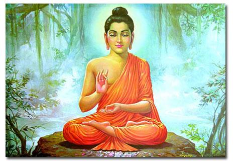 Good buddha meditation