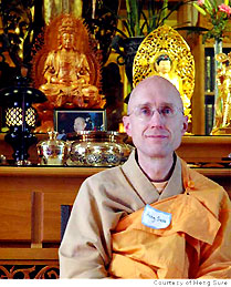 Finding My Religion - Rev. Heng Sure - Buddhist Monk