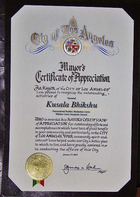 of appreciation for speakers format certificate of appreciation ...