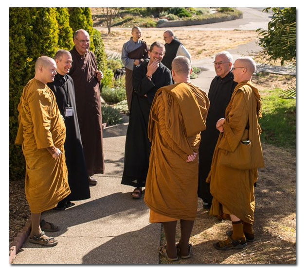 Monks In The West Iii