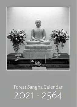 Free Buddhist Calendar 2021